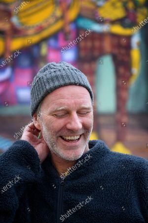 Editorial picture of John Ajvide Lindqvist, Stockholm, Sweden - 10 Dec 2020