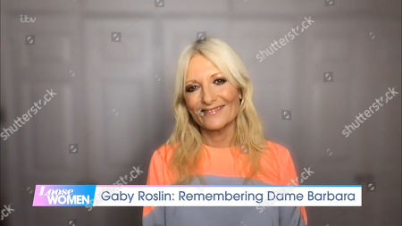 Stock Picture of Gaby Roslin