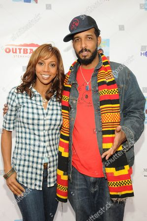 Editorial image of Holly Robinson Peete's 'My Brother Charlie' Book Launch Celebration, Culver City, California, America - 11 Apr 2010