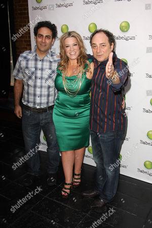 Jason Antoon, Amber Lawson, Kevin Pollak