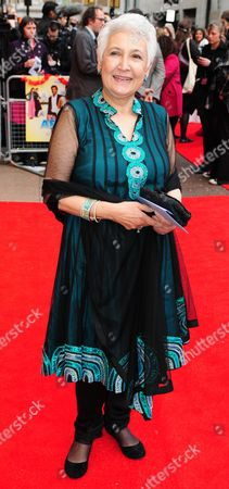 Editorial picture of 'Its A Wonderfull Afterlife' Film Premiere, London, Britain - 12 Apr 2010