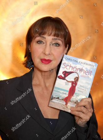 Stock Photo of Christine Kaufmann