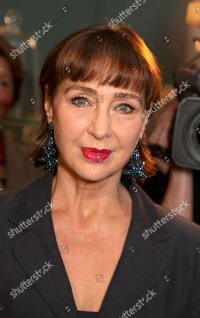 Editorial picture of Christine Kaufmann 'In Schonheit Altern' book signing, Wien, Austria - 12 Apr 2010
