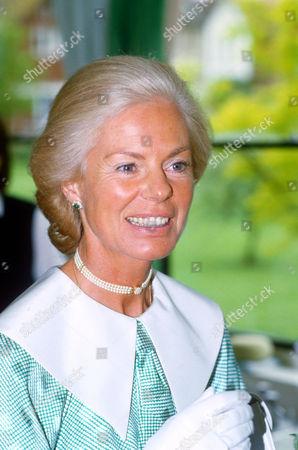 Stock Image of Duchess of Kent