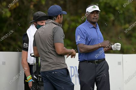 Editorial picture of PNC Championship Golf, Orlando, United States - 20 Dec 2020