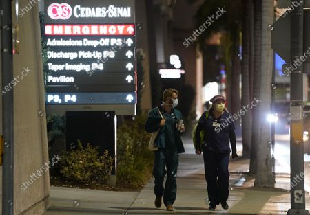Editorial image of Dr Dre Hospitalized, Los Angeles, United States - 05 Jan 2021