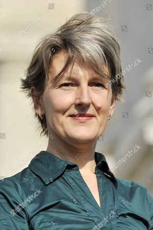 Editorial photo of Dr Penelope Curtis, new Director of Tate Britain, London, Britain  - 13 Apr 2010