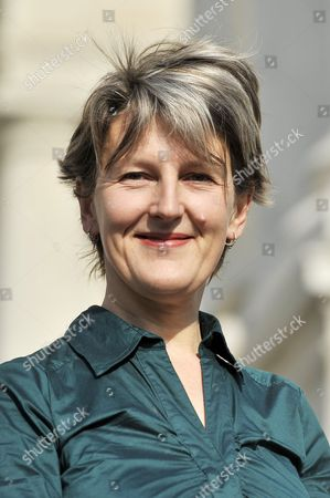 Editorial image of Dr Penelope Curtis, new Director of Tate Britain, London, Britain  - 13 Apr 2010