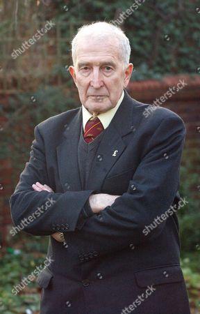 Editorial image of Philosopher Antony Flew at his home in Reading, Britain - Dec 2004