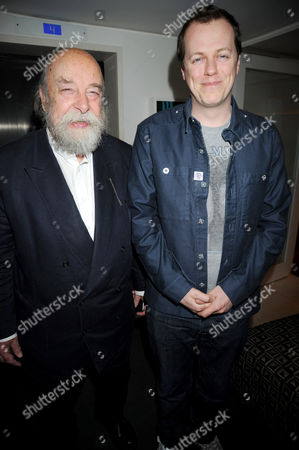 Roy Ackerman and Tom Parker Bowles