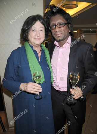 Fay Maschler (Founder of London Restaurant Festival) and Guest