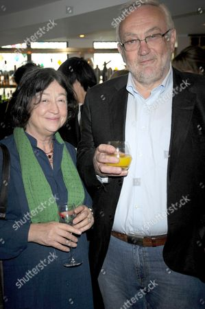 Fay Maschler (Founder of London Restaurant Festival) and Pierre Koffmann