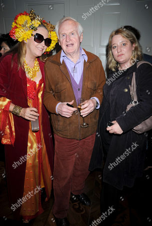 Editorial picture of 'Boogie Woogie' film premiere after party, London, Britain - 13 Apr 2010