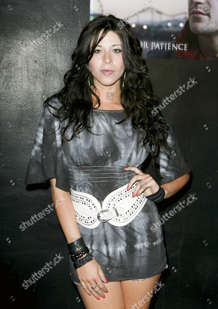 Stock Image of Jennifer Tapiero