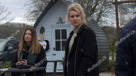 Editorial picture of 'Emmerdale' TV Show, UK - Jan 2021
