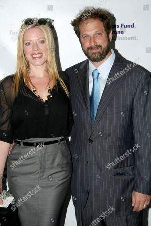 Stock Photo of Sherie Rene Scott and Kurt Deutsch