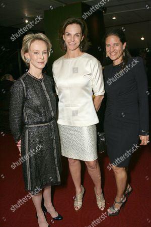 Anne Bass, Sandy Hill, Katherine Ross