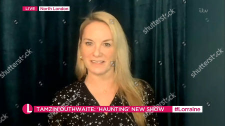 Editorial picture of 'Lorraine' TV Show, London, UK - 06 Jan 2021
