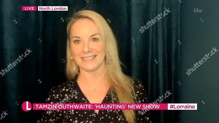 Editorial photo of 'Lorraine' TV Show, London, UK - 06 Jan 2021