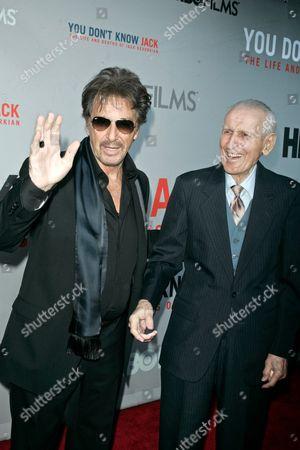 Al Pacino and Dr Jack Kevorkian