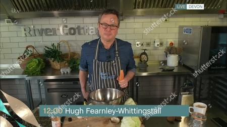 Stock Image of Hugh Fearnley-Whittingstall