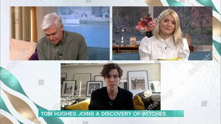 Editorial image of 'This Morning' TV Show, London, UK - 07 Jan 2021