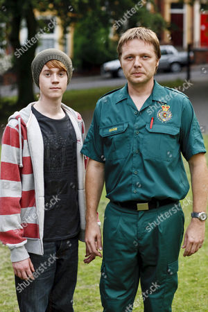 Tom Kane and Shaun Dooley