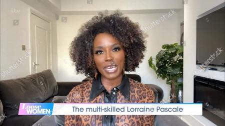 Editorial photo of 'Loose Women' TV Show, London, UK - 07 Jan 2021