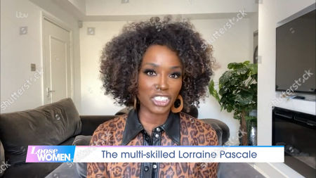 Stock Picture of Lorraine Pascale