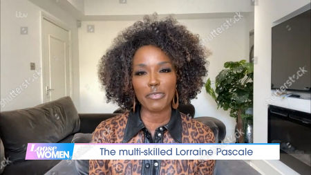 Stock Photo of Lorraine Pascale