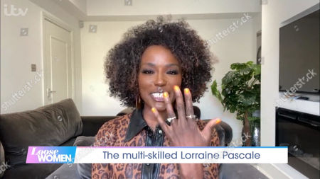 Editorial picture of 'Loose Women' TV Show, London, UK - 07 Jan 2021