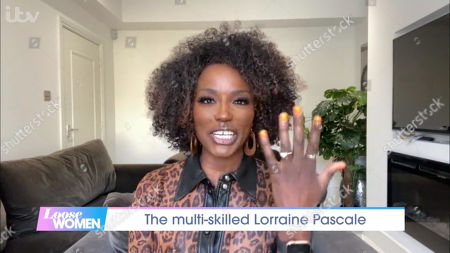 Stock Image of Lorraine Pascale