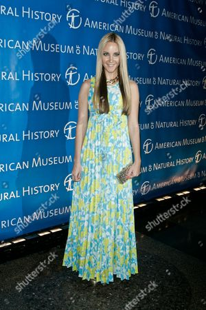 Editorial picture of American Museum of Natural History Dance, New York, America - 15 Apr 2010