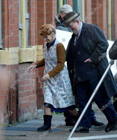 59 years after filming A Taste of Honey Rita Tushingham returns to film on the terraced streets of Manchester in the 1960's BBC period drama Ridley Road.