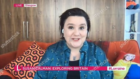 Stock Image of Susan Calman