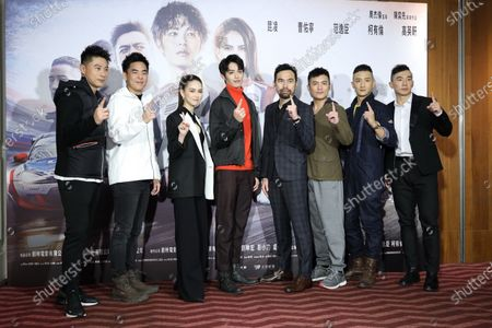 Editorial image of 'Nezha' press conference, Taipei, Taiwan, China - 07 Jan 2021