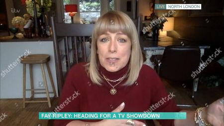 Stock Photo of Fay Ripley