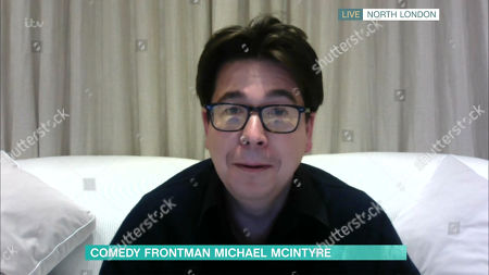 Stock Picture of Michael McIntyre