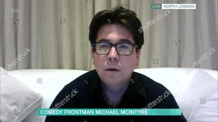 Editorial image of 'This Morning' TV Show, London, UK - 08 Jan 2021