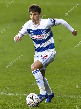 Stock Photo of Tom Carroll of QPR