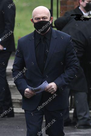 Editorial picture of Funeral of Barbara Windsor, Golders Green Crematorium, London, UK - 08 Jan 2021