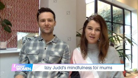 Stock Picture of Harry Judd and Izzy Judd