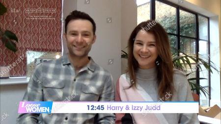 Harry Judd and Izzy Judd
