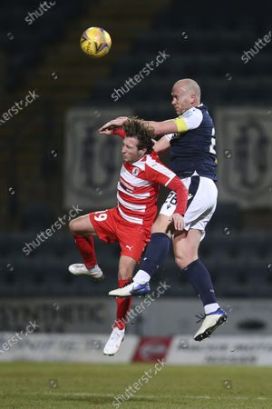 Editorial picture of Dundee v Bonnyrigg Rose Athletic Scottish Cup football match, Kilmac Stadium At Dens Park, Dundee, UK - 09 Jan 2021