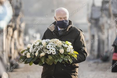 Stock Picture of Alain Rousset