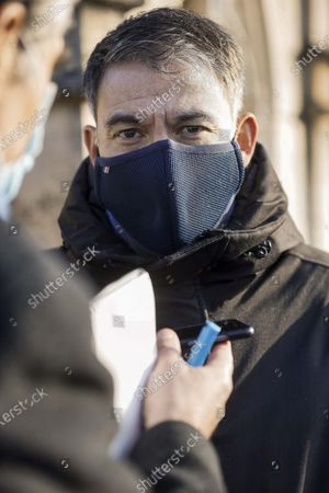 Stock Picture of Olivier Faure