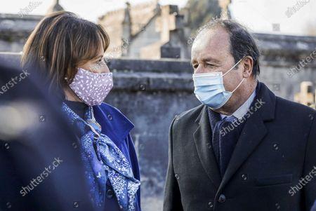 Segolene Royal, Francois Hollande
