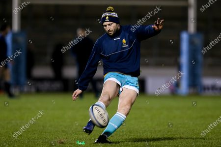 Stock Image of Chris Pennell of Worcester Warriors