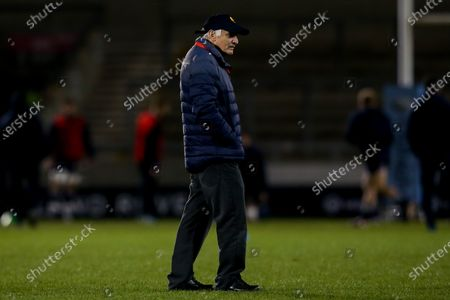 Worcester Warriors director of rugby Alan Solomons