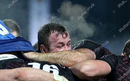 Leinster vs Ulster. Leinster's Ed Byrne